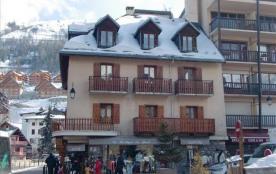 Studio coin montagne 4 personnes (1)