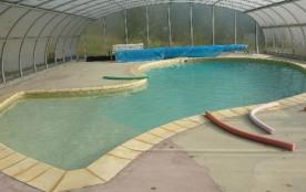 Appartement Calme en plain nature  avec piscine