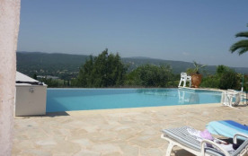 Magnifique villa avec vue panoramique