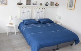 Coin chambre avec lit 160x190