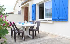 Port-la-Nouvelle (11) - Quartier plage - Appartement. Appartement 1 pièce - 27 m² environ - jusqu...