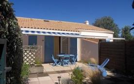 Maison 2 pièces mezzanine de 30 m² environ pour 4 personnes située à proximité de la plage et du ...