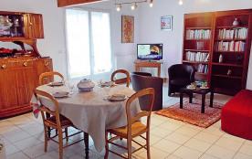 Studio pour 3 personnes à Vaux Sur Mer