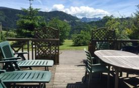 Chalet montagne Haute-Savoie Lac Léman