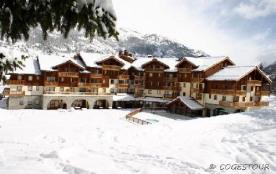 Les Alpages de Val Cenis, appartement 6 personnes 3 pièces 35à40m2