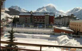 Très beau studio plein centre aux pieds des pistes des Deux Alpes