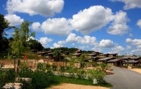 Camping Les Hameaux de Pomette - Chalet 4 pers