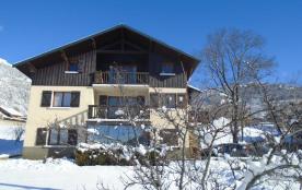 Savoie Mont Blanc,ski grand choix, gite spacieux 4-5 pers