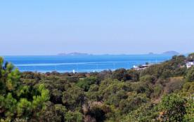villa 6 pers vue mer piscine