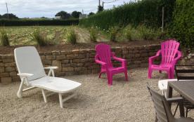 Côté salon de jardin