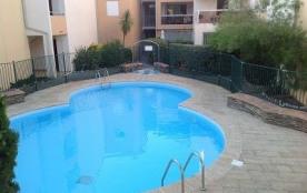 Résidence 'Les Magnolias', résidence de standing située entre la plage et le village, piscine, pa...