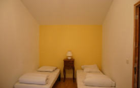 chambre lits jumeaux