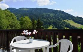 Appartement 2 pièces de 30 m² environ pour 5 personnes, la Résidence Le belvédère est situé dans ...