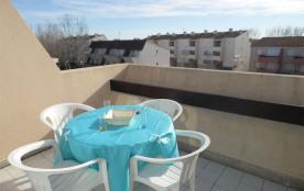 Appartement 4 couchages avec piscine