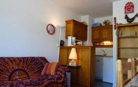 Résidence Pescamou - Appartement Studio de 24 m² environ pour 4 personnes.