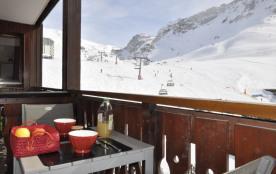 Appartement rénové skis aux pieds à Tignes Val Claret