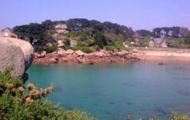Gites en rez de jardin d'une maison en bord de mer, proche Tregastel