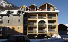 Appartement 2 pièces coin montagne 6 personnes (747)