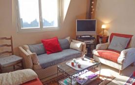 Appartement pour 3 personnes à Deauville-Trouville