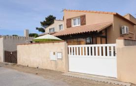 Coquette villa front de mer Sainte Marie (66470 Tout confort)- Quartier calme dans  Station balnéaire type familial