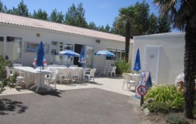 Domaine Le Jardin du Marais - Mobilhome SAULE 3 chambres