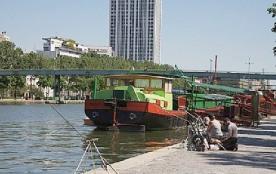 promenade sur le canal