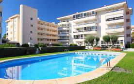 Appartement pour 3 personnes à Albir