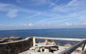 Location pieds dans l'eau l'Ile Rousse Balagne