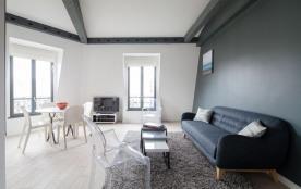 squarebreak, Charming family apartment in Golden Triangle