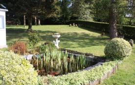 Vue sur le parc - Le plan d'eau