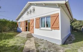 Biscarrosse Plage, villa indépendante pour 6 personnes