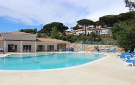 Sainte Maxime (83) - Gaumont - Domaine de Figuière. 3 pièces - 45 m² environ - jusqu'à 6 personne...