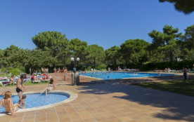Camping 3* Neptuno -MOBILHOME 6 personnes - 3 chambres (entre 0 et 5 ans)