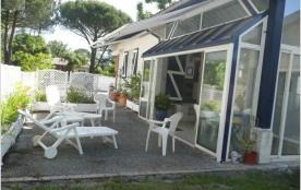 Location villa bassin arcachon 8/10 PERSONNES