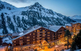 Chalet Altitude 2000 - Appartement 14/16 personnes