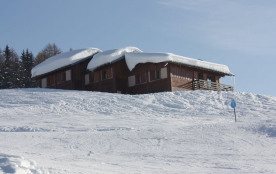 Chalet mélèze (2 dernieres maisons)