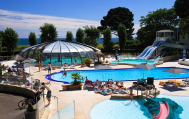 AIROTEL Camping LES RAGUENES PLAGE, 287 emplacements, 50 locatifs
