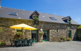 Gîte situé à Saint Denoual