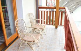 Appartement pour 3 personnes à Bovec
