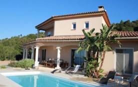 FR-1-61-226 - PORTICCIO Villa piscine