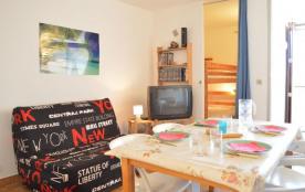 Banyuls sur mer (66) - Centre - Résidence Mattifoc. Appartement studio cabine - 32 m² environ - j...