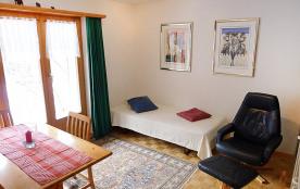 Appartement pour 2 personnes à Alvaneu