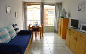 Résidence Le Lagon - Appartement studio cabine de 22 m² environ pour 4 personnes situé à 400 m de...
