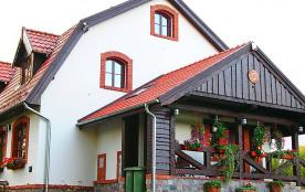 Maison pour 8 personnes à Grunwald