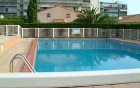 Résidence Le Clos Catalan - Maison studio avec cabine et mezzanine de 28 m² environ pour 4 person...