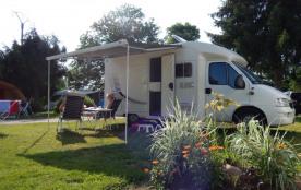 Camping Sites et Paysages Au Clos de la Chaume, 79 emplacements, 15 locatifs