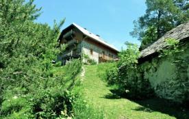Gîte de caractère pour 8 à 15 personnes dans les Hautes Alpes - Saint-André-d'Embrun