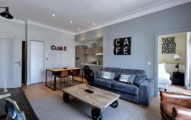 squarebreak, Appartement pour 4 en centre-ville à Cannes