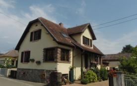 Nid'Alsace : GITE 2-9 personnes