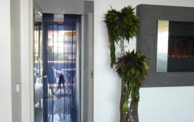 appartement traversant - accès chambre 2